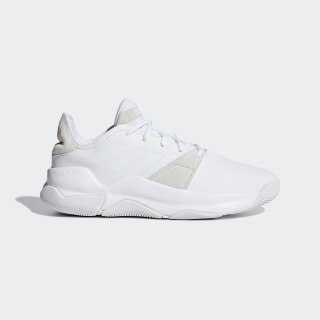 Streetflow Schuh Cloud White / Cloud White / Raw White F36622
