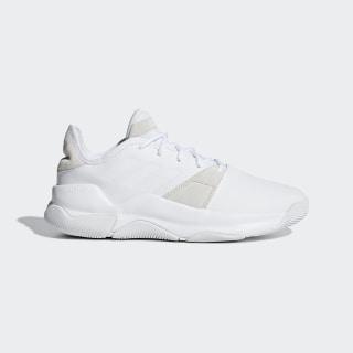 Zapatilla Streetflow Cloud White / Cloud White / Raw White F36622