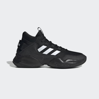 Zapatillas de básquet Streetcheck Core Black / Cloud White / Grey EE9657