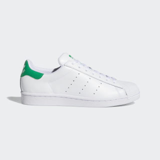 Superstan Shoes Cloud White / Cloud White / Green FX0468