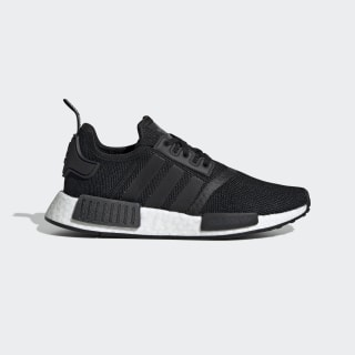 Chaussure NMD_R1 Core Black / Core Black / Cloud White EE8463