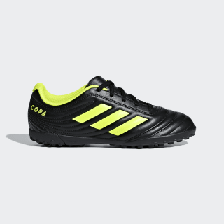 Chuteira Society Copa 19.4 core black / solar yellow / core black D98100