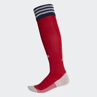 Calcetines FC Bayern Local 2018 FCB TRUE RED/WHITE/COLLEGIATE NAVY CF5454
