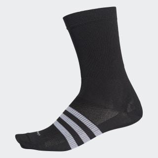 sock.hop.13 Socks 1 Pair Black / White / White DW6015