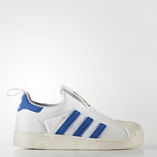 Кроссовки Superstar 360 ftwr white / blue / chalk white BA7115
