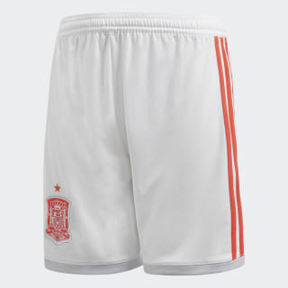 Spain Away Shorts White / Bright Red / Halo Blue BR2690