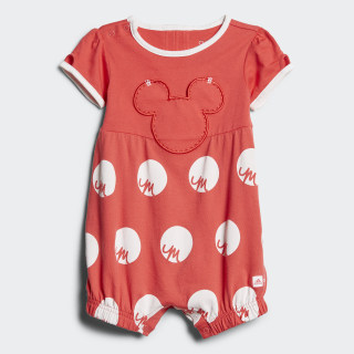 Disney Mickey Mouse Onesie Core Pink/White CE9813