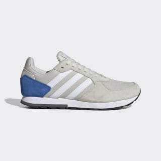 Zapatillas 8K raw white / ftwr white / true blue F34483