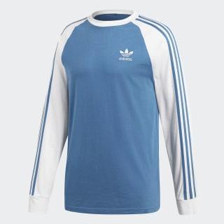 Лонгслив 3-Stripes blanch blue DH5794