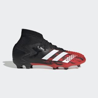 Predator Mutator 20.1 FG Fußballschuh Core Black / Cloud White / Active Red EF1992
