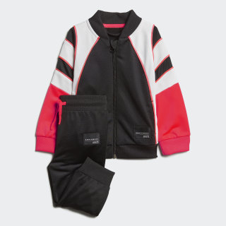 EQT Track Suit Black / White / Turbo D98798