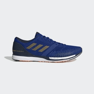 Кроссовки для бега adizero Takumi Sen 5 Collegiate Royal / Gold Metallic / Collegiate Navy G28890