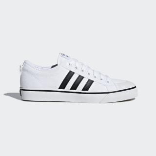Nizza Shoes Cloud White / Core Black / Crystal White AQ1066