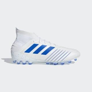 Predator 19.1 AG Fußballschuh Ftwr White / Bold Blue / Ftwr White G28981
