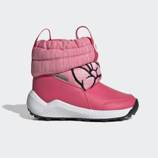RapidaSnow Minnie Mouse Shoes Real Pink / Light Pink / Core Black G27543