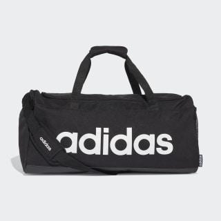 Linear Duffel Bag Black / Black / White FL3651