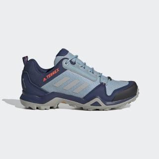 Terrex AX3 GORE-TEX Hiking Shoes Tech Indigo / Grey Two / Signal Coral EF3511