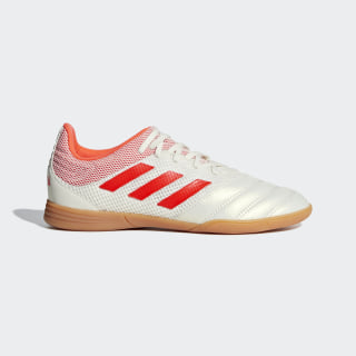 Zapatilla de fútbol sala Copa 19.3 Indoor Off White / Solar Red / Core Black G28982
