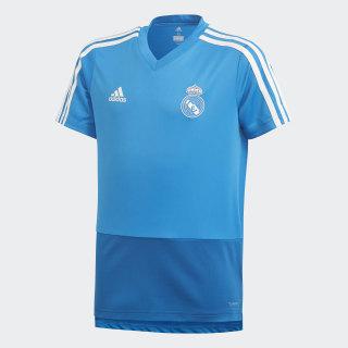 Real Madrid Trainingstrikot Craft Blue / Dark Royal / Core White DZ9311