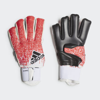 Predator Ultimate Torwarthandschuhe Active Red / White / Black DN8583