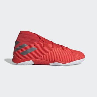Nemeziz 19.3 Indoor Shoes Active Red / Silver Metallic / Solar Red F34412