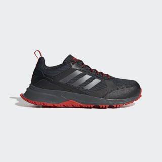 Chaussure Rockadia Trail 3.0 Wide Core Black / Night Metallic / Active Red EG3485