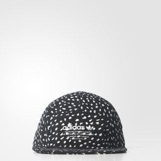 Dots Cap Black / White BR4744