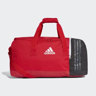 Спортивная сумка  TIRO TB M scarlet / black / white BS4739