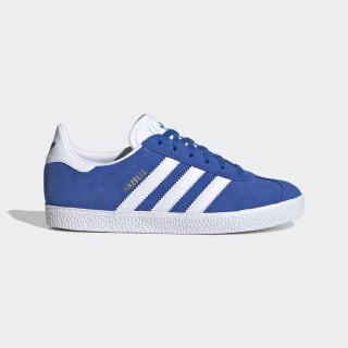 Gazelle Schuh Blue / Cloud White / Gold Metallic EF5634