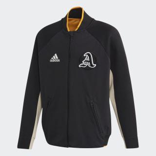 Куртка-бомбер VRCT Black / Linen / Real Gold EJ8744