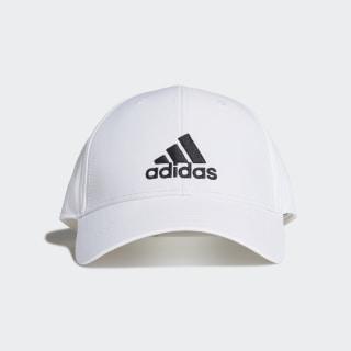 Beyzbol Şapkası White / White / Black FK0899