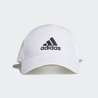 Mũ bóng chày White / White / Black FK0899