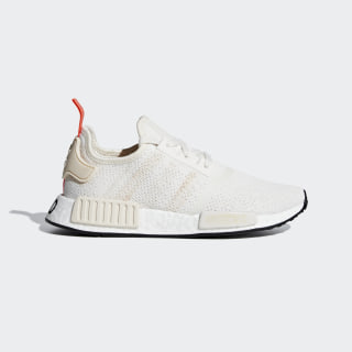 NMD_R1 Shoes chalk white / linen / core black G27938