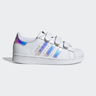 Superstar Schuh Ftwr White/Ftwr White/Metallic Silver AQ6279