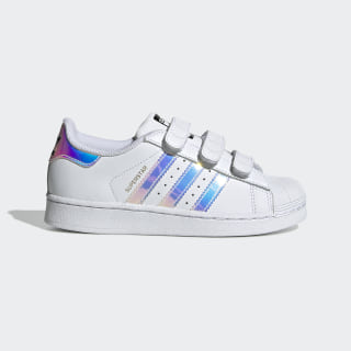 Superstar Shoes Cloud White / Cloud White / Metallic Silver AQ6279