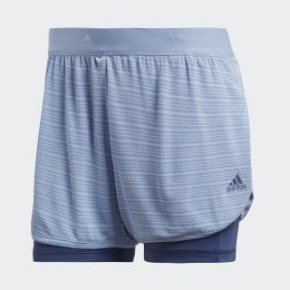 Shorts Dos-en-Uno Chill Chalk Blue CD6411