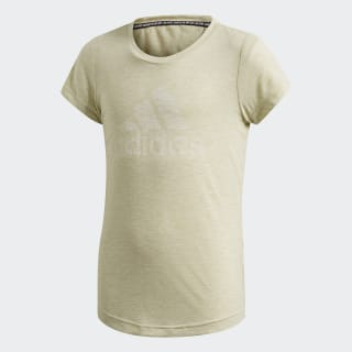 Must Haves T-Shirt Yellow Tint Mel / White FM4820