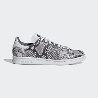 Stan Smith Shoes Crystal White / Grey Four / Core Black EH0151
