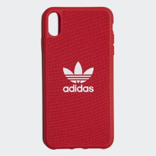 Adidas iPhone Xs Max deksel, Scarlet