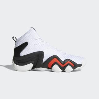 Sapatos Crazy 8 Primeknit ADV Ftwr White/Core Black/Hi-Res Red CQ0987