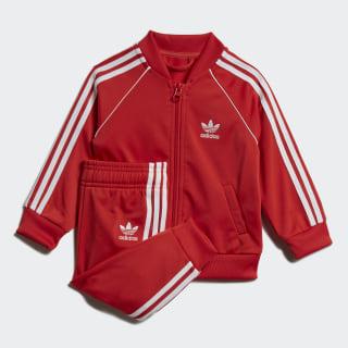 Pants Con Sudadera Superstar Lush Red / White FM5585