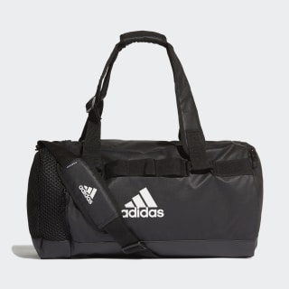 Training Convertible Duffel Bag Black / Black / White DT4844