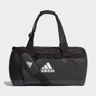 Training Convertible Duffelbag Black / Black / White DT4844