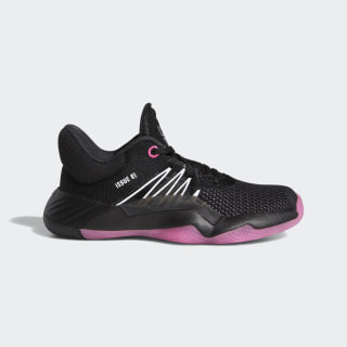 D.O.N. Issue 1 Shoes Core Black / Shock Pink / Cloud White EF2938