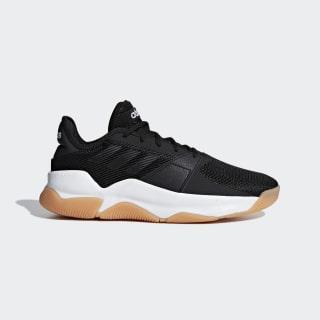 Баскетбольные кроссовки Streetflow core black / core black / ftwr white F36737
