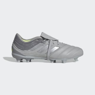 Kopačky Copa Gloro 20.2 Firm Ground Grey Two / Silver Met. / Solar Yellow EF8361