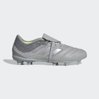 Zapatos de Fútbol Copa Gloro 20.2 Terreno Firme Grey Two / Silver Metallic / Solar Yellow EF8361