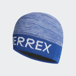 Gorro Terrex Logo Collegiate Royal / White DY4914