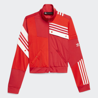 Deconstructed Track Jacket Real Red DZ7501