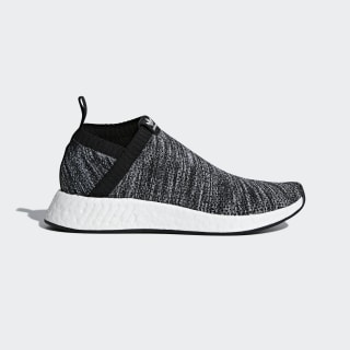 UA&SONS NMD CS2 Primeknit Shoes Core Black / Core Black / Cloud White DA9089